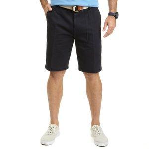 Nautica Men Big&Tall Flat Front Classic Fit Shorts
